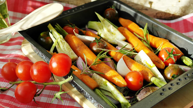 野菜の摂取イメージ