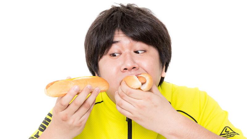 食生活の乱れイメージ