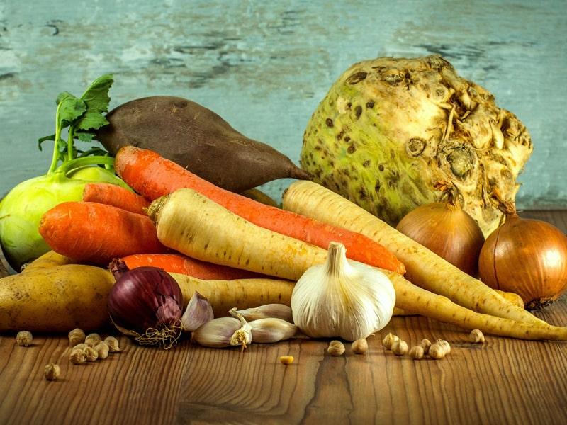 野菜の賞味期限イメージ